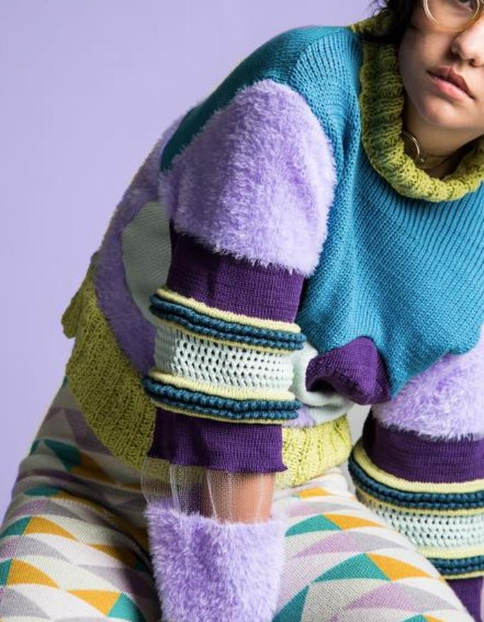 Customemade, boob sweater