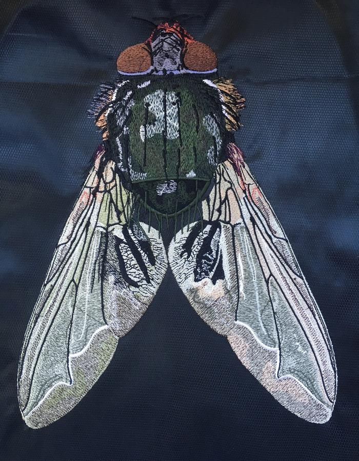 BLOWFLY EMBROIDERY