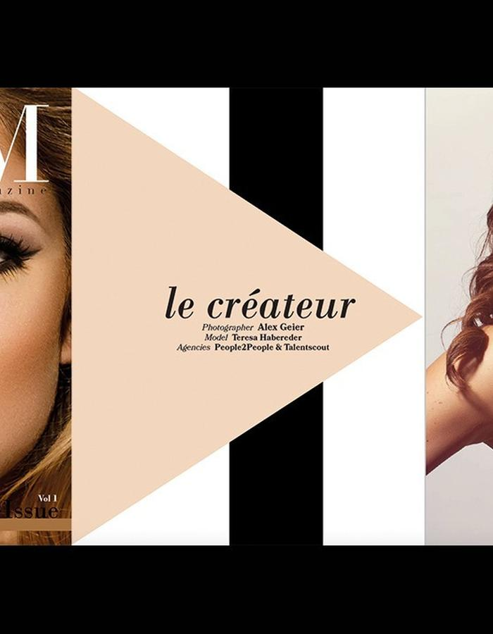 LUCKYNELLY IN MFM MAGAZINE VOL.1