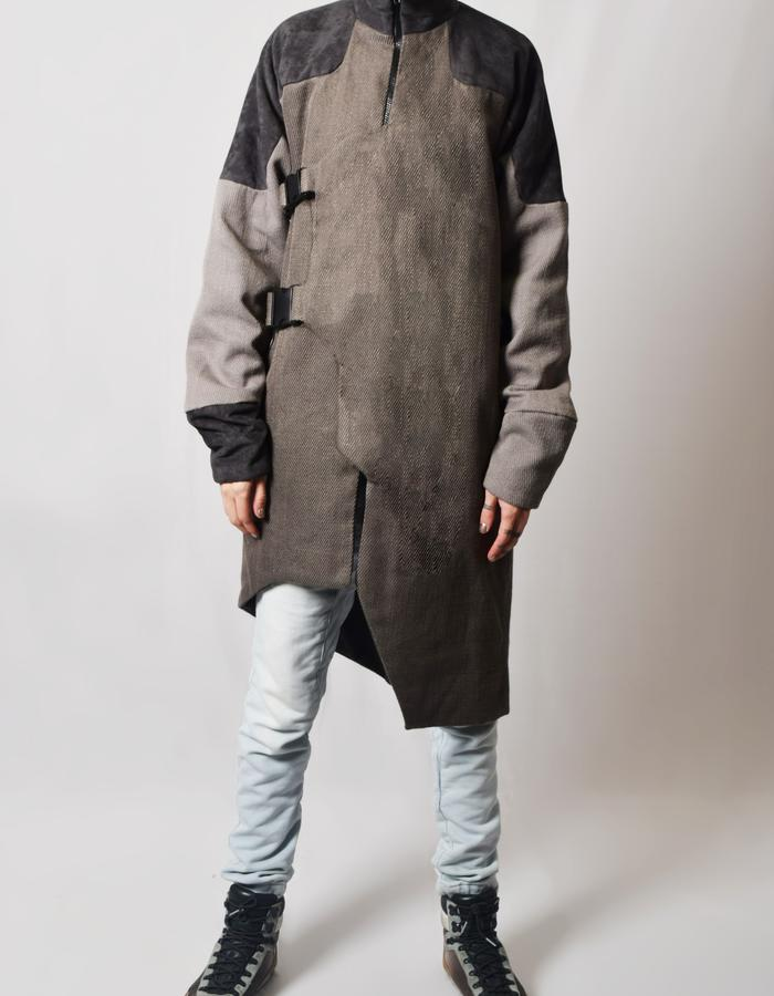 coat future alien anomaly