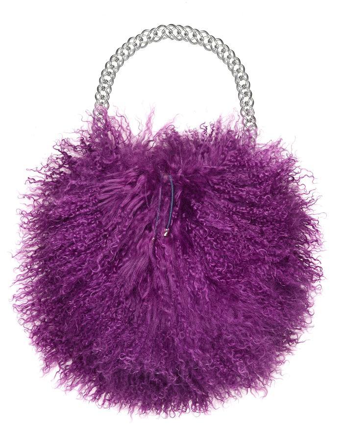 Pombag - Plum Purple