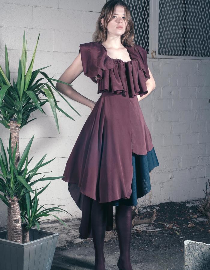 overweening dress - diamond skirt