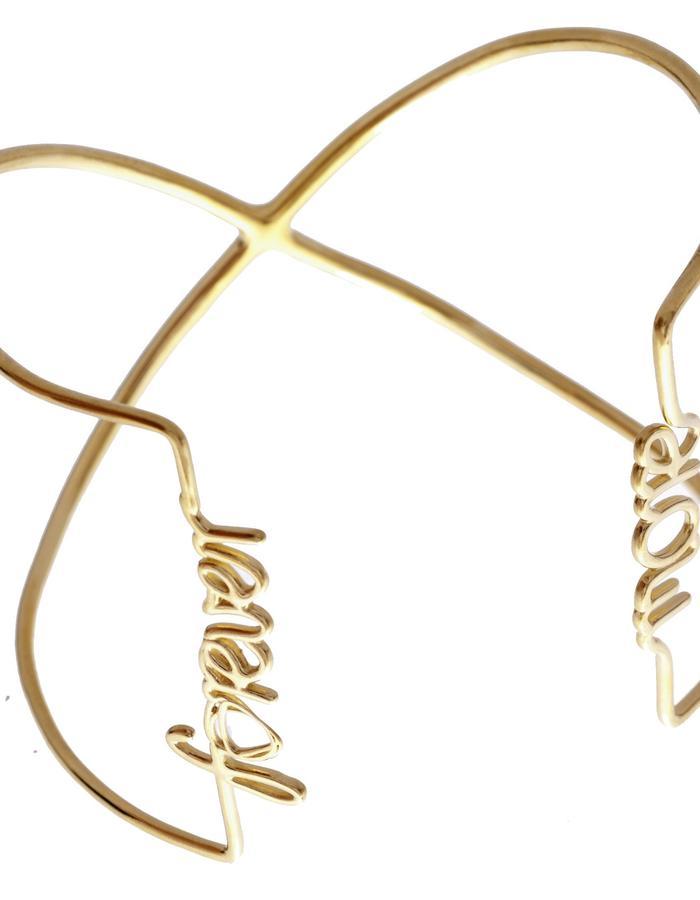 Forever more bracelet