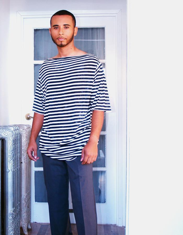 Vintage Stripe Tunic
