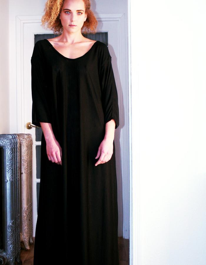 Unisex Black Dress