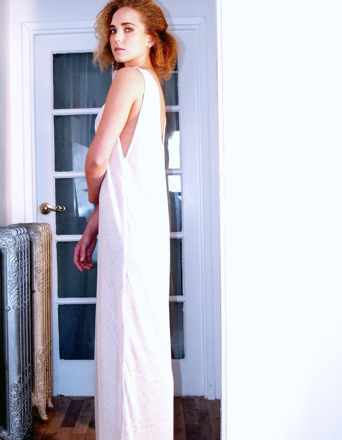 Long Knit Dress