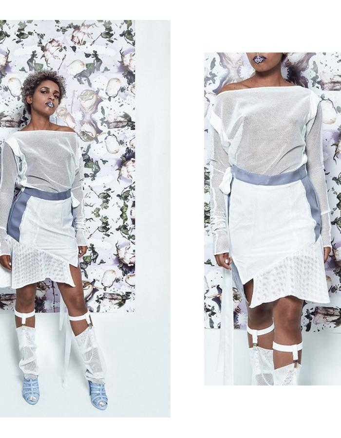#Âme Collection Look 3