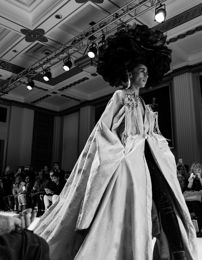Hellavagirl @ Fashion Scout - Image Zuzia Zawada