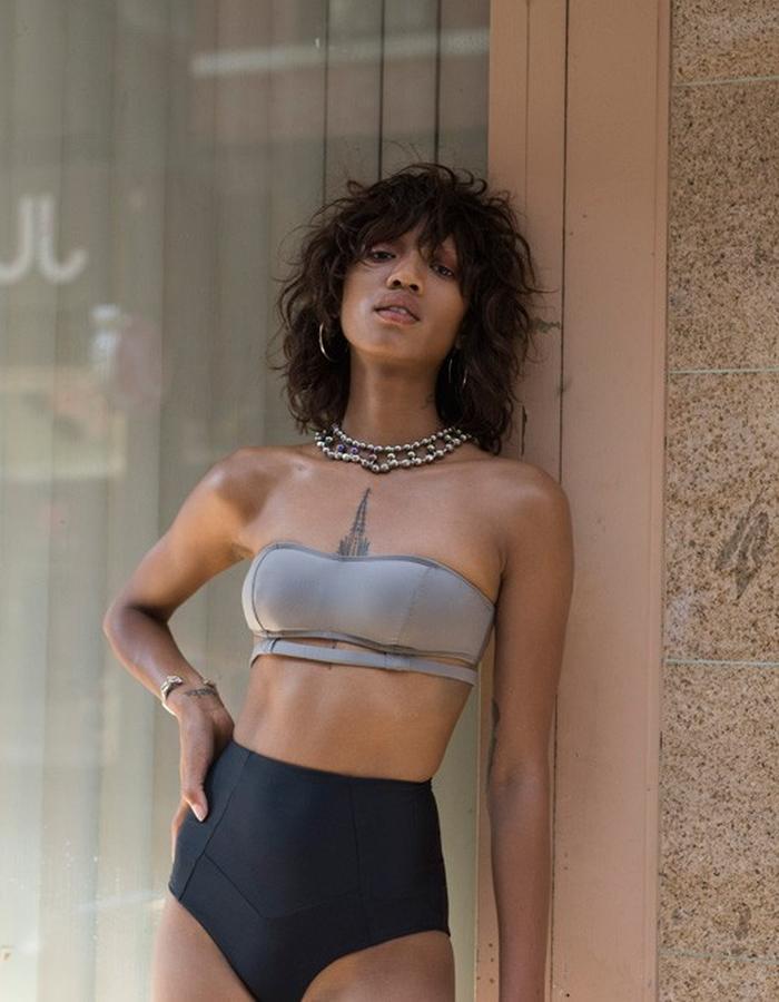 Estuaries Designer Swimwear S17 Caspain Ore Bikini Set