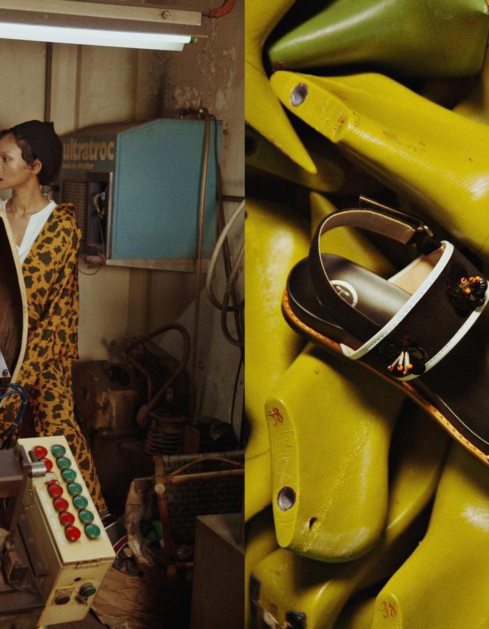 The Shoe Factory - Nelissa Hilman