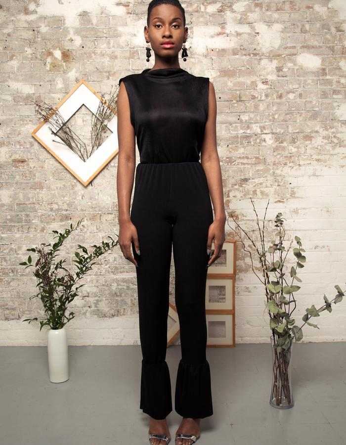 Lonse Bell Bottom Trousers
