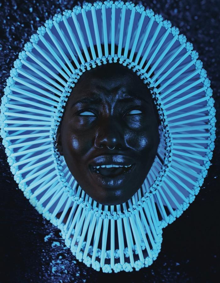 Childish Gambino - Awaken My Love album cover - headcage