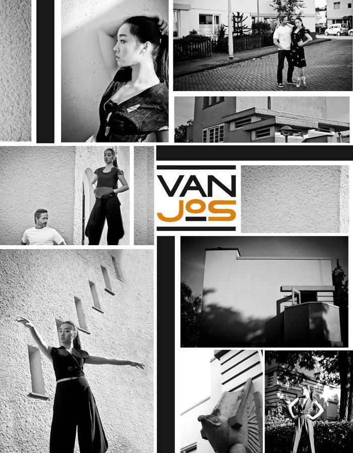 Van Jos womens business wear Amsterdam