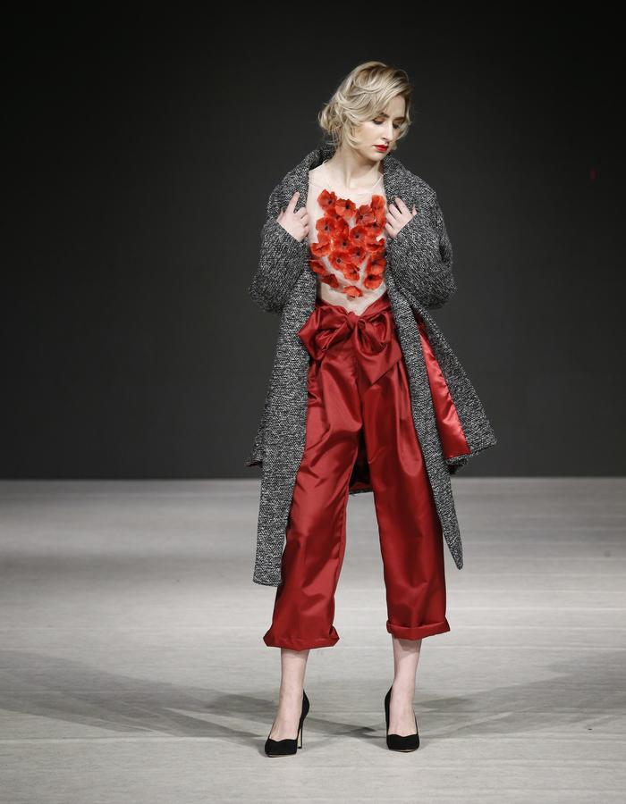 Memories AW17 Arantxa Morcillo x Vancouver Fashion Week