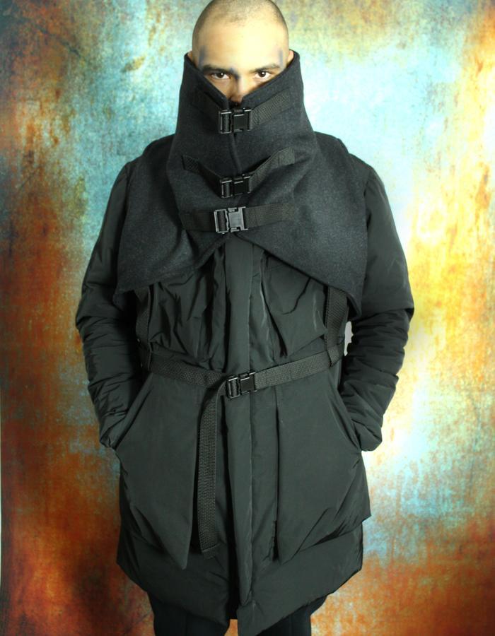 Model: Alessandro Moica | Photography/Fashion Design: Jennifer Moica