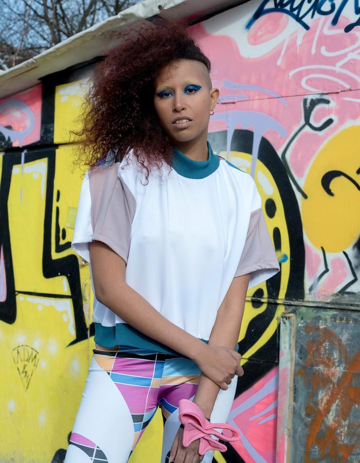 berlin street wear, street wear, print, yael shterenberg