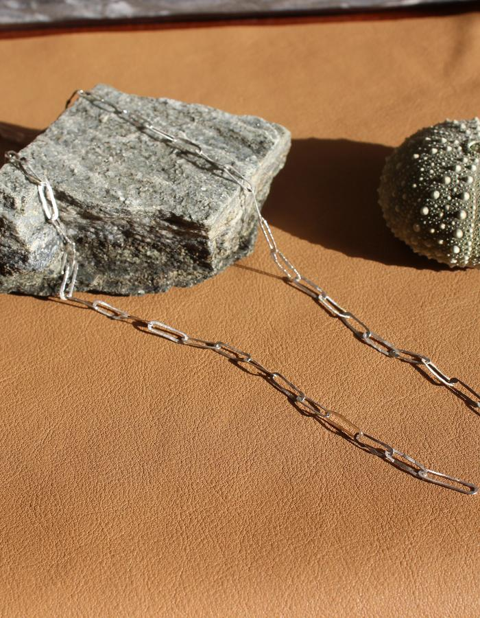 EMBR Jewellery - Liquified Lariat Chain