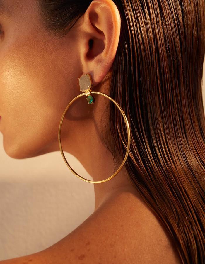 Orion earrings