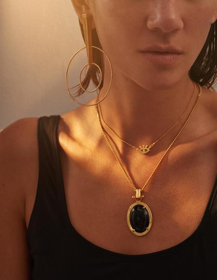 Rim necklace