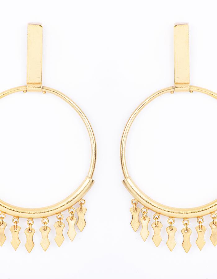 Toy earrings