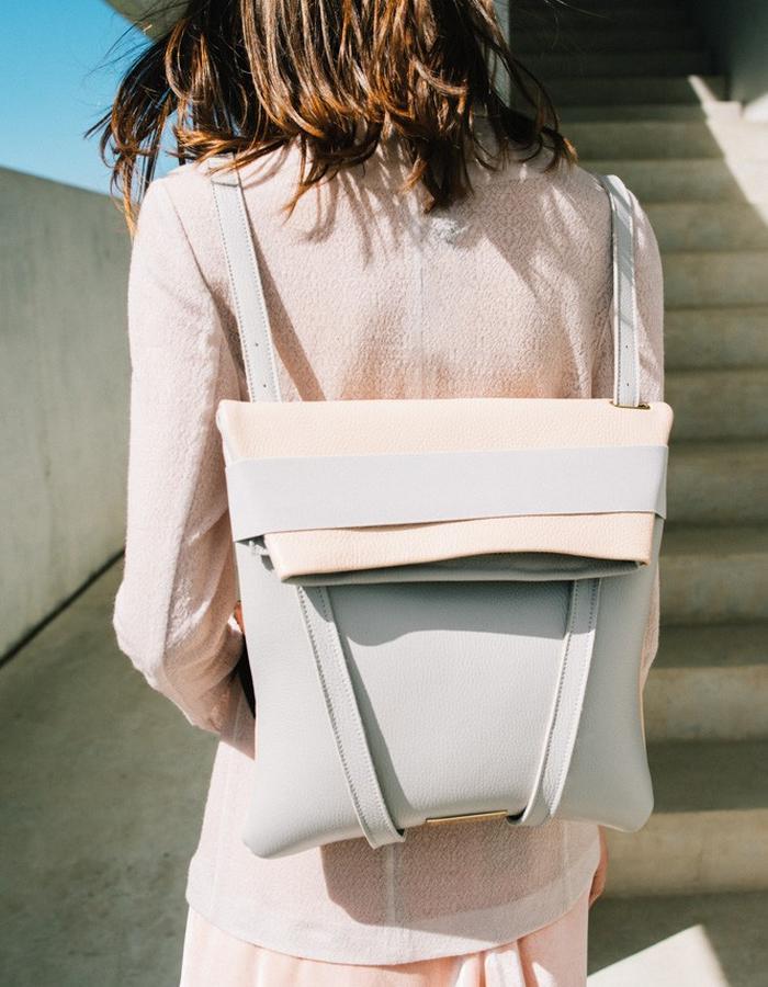 mariamaleta backpack leather bags