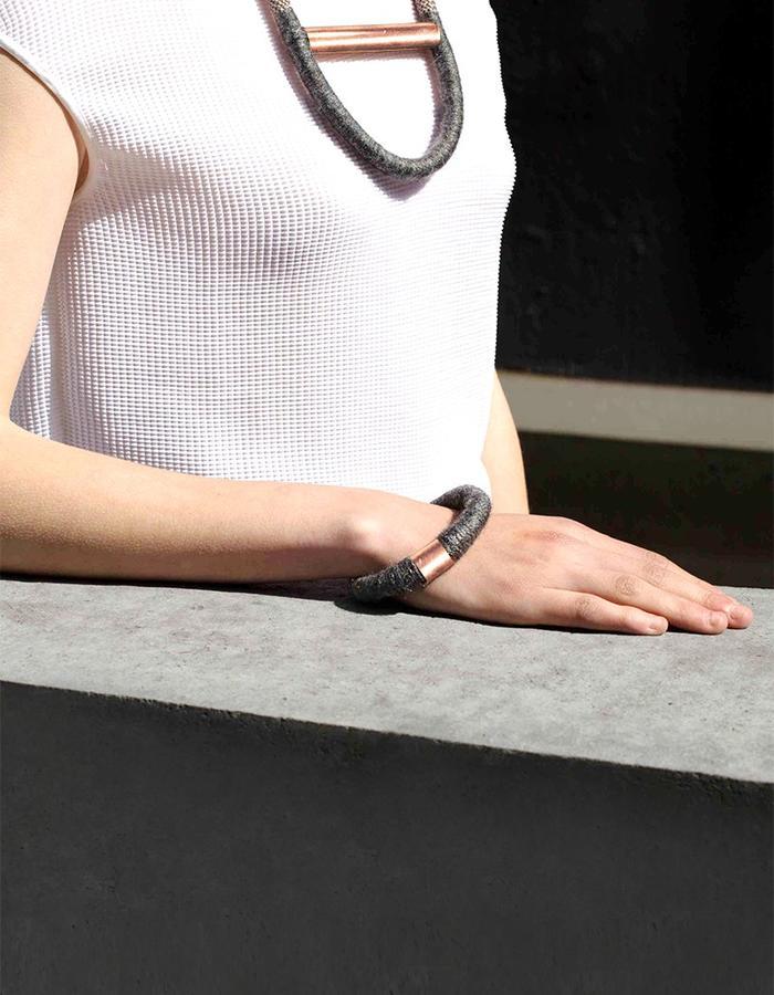 Amsterdam Necklace & Den Haag Bracelet