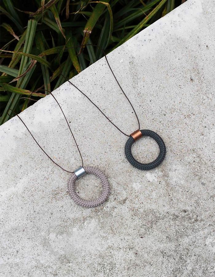 Creta Pendant Necklaces