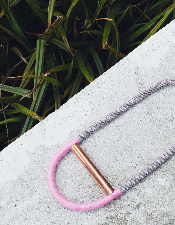 Pink Amsterdam Necklace