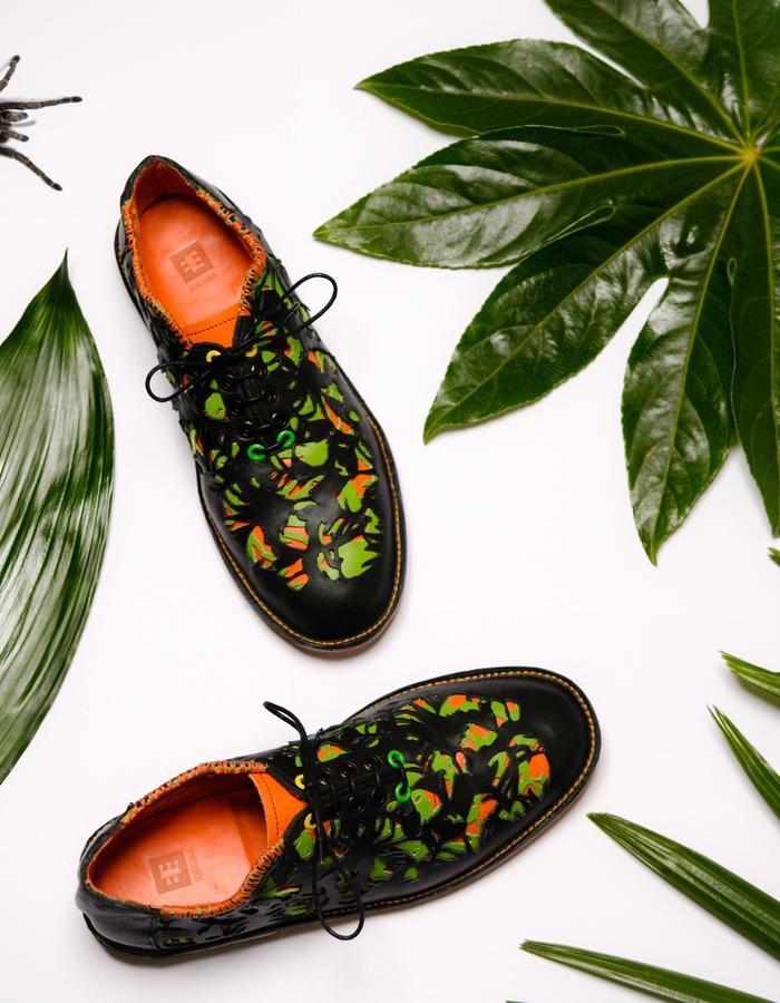 Nappo Shoes by Fernando Echeverria