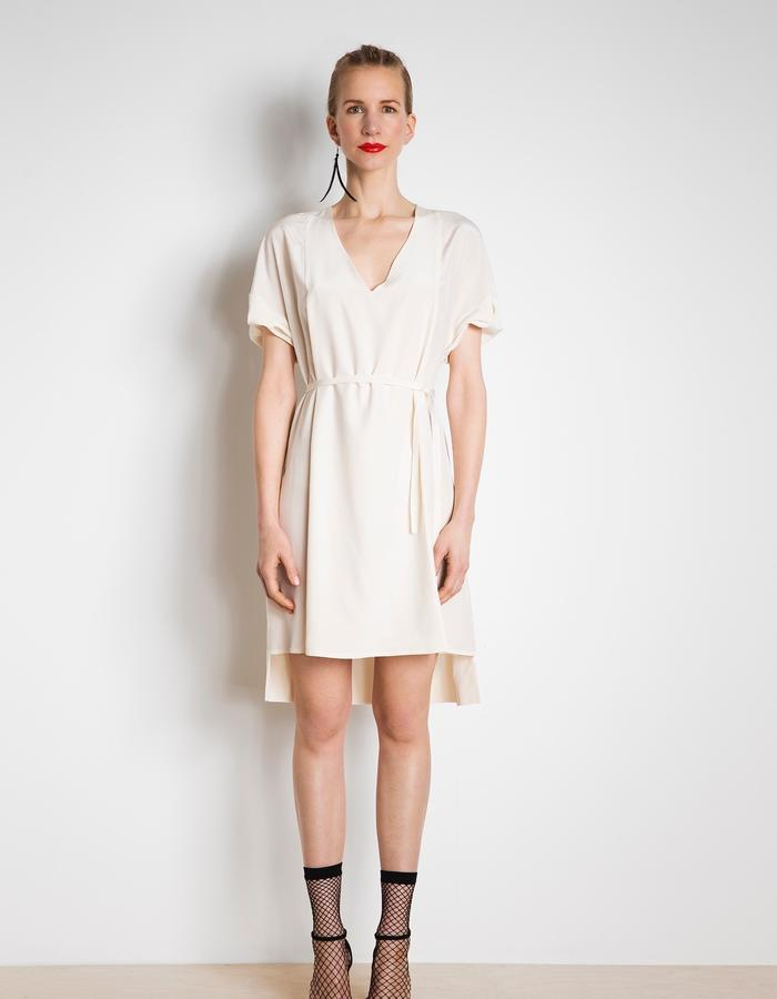 Day silk dress