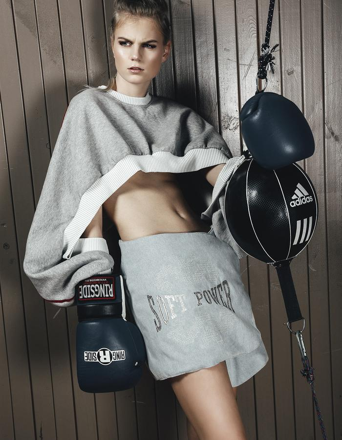 Boxing Glove outfit