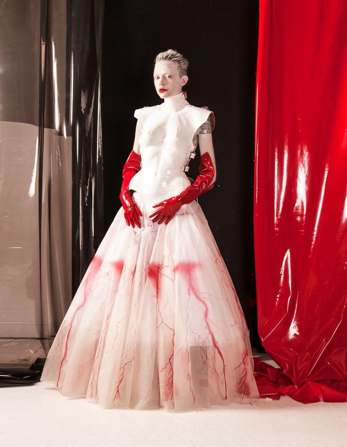 Ingrid Kraftchenko, fashion week