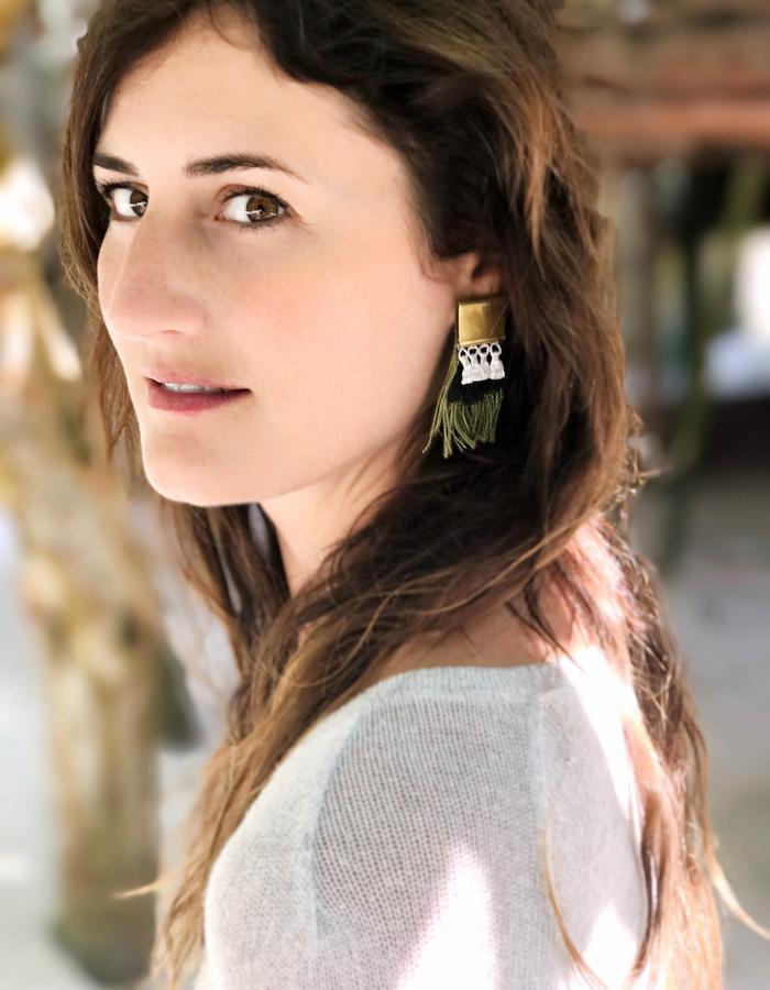 Cheeba earrings