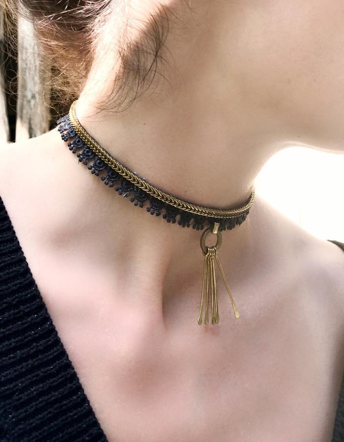 Tardust necklace