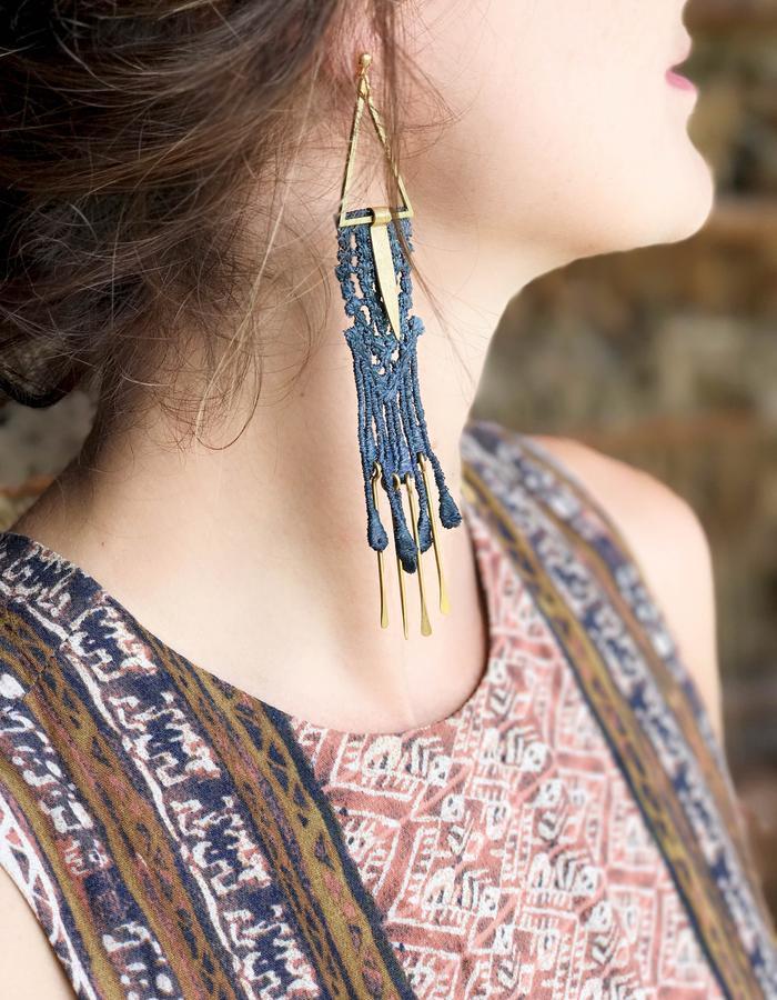 Parlay earrings
