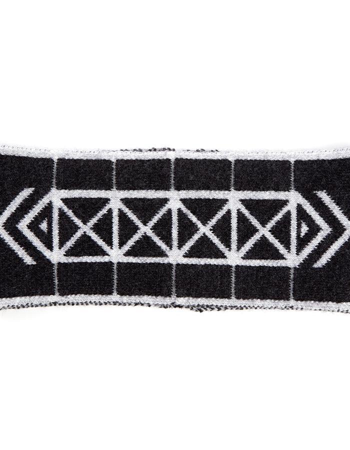 Merino Wool Headband with Reflective Stripes, NYC Edition Brompton X Vespertine