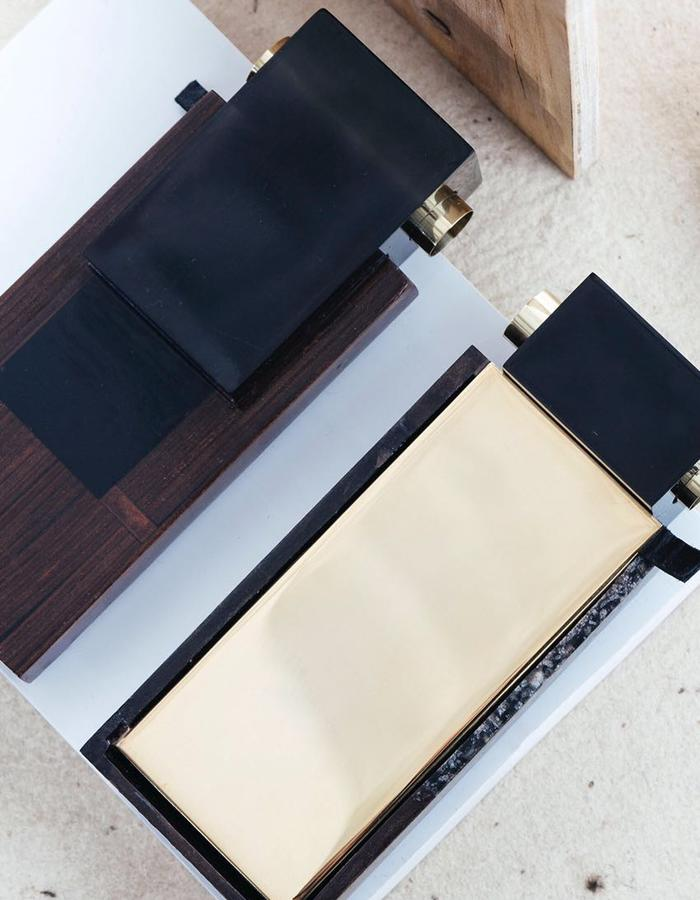 leather like wood / Phone cases