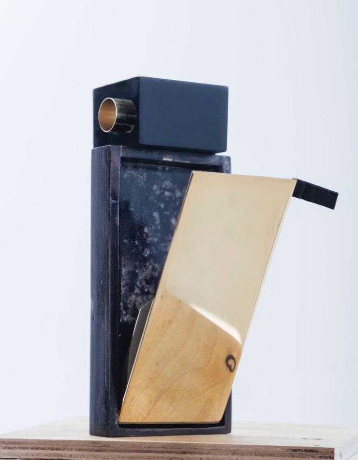 leather like wood / Phone case