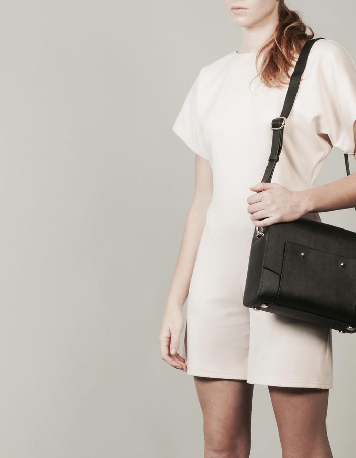 Isabel Wong x Urban Travel - Minimal Geometric Shoulder Bag