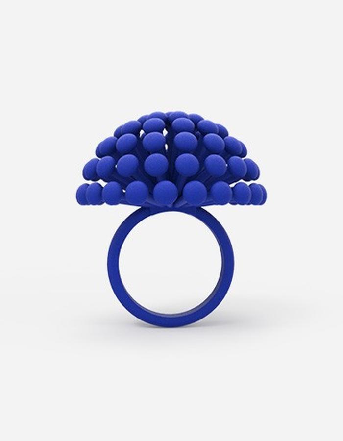Dandelion Ring • Blue