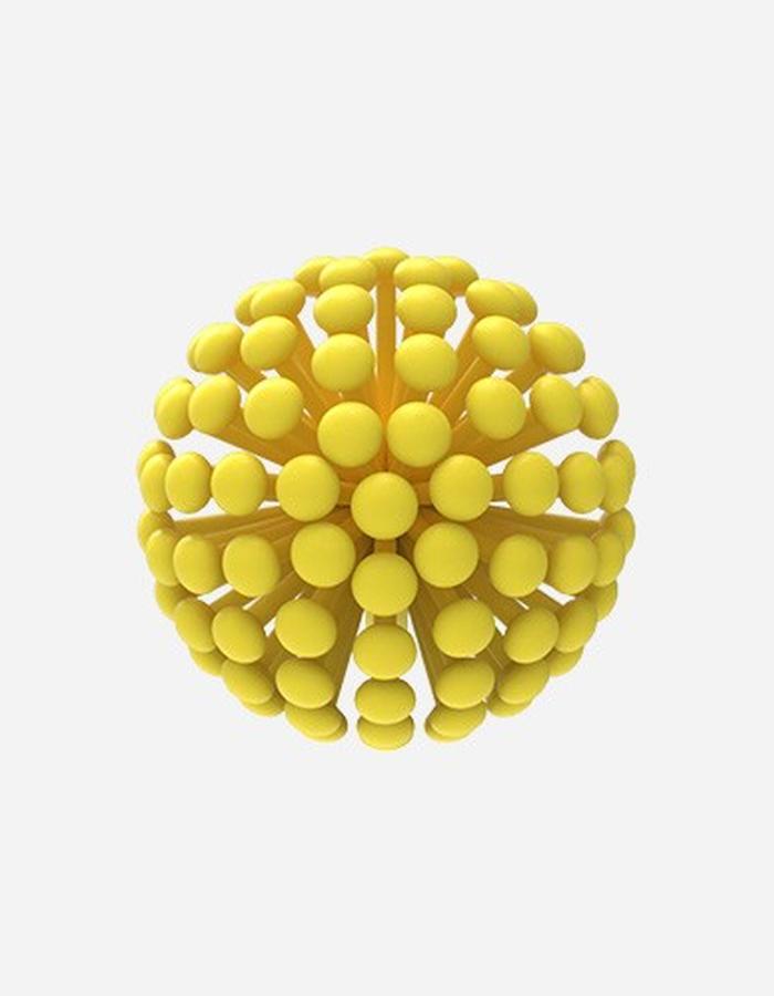 Dandelion Ring • Yellow