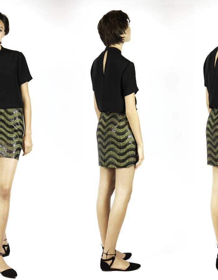 WALDMANN Cactus Wave Skirt Trio.