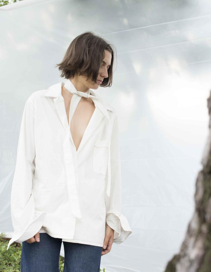 Toulon Poplin Shirtjacket