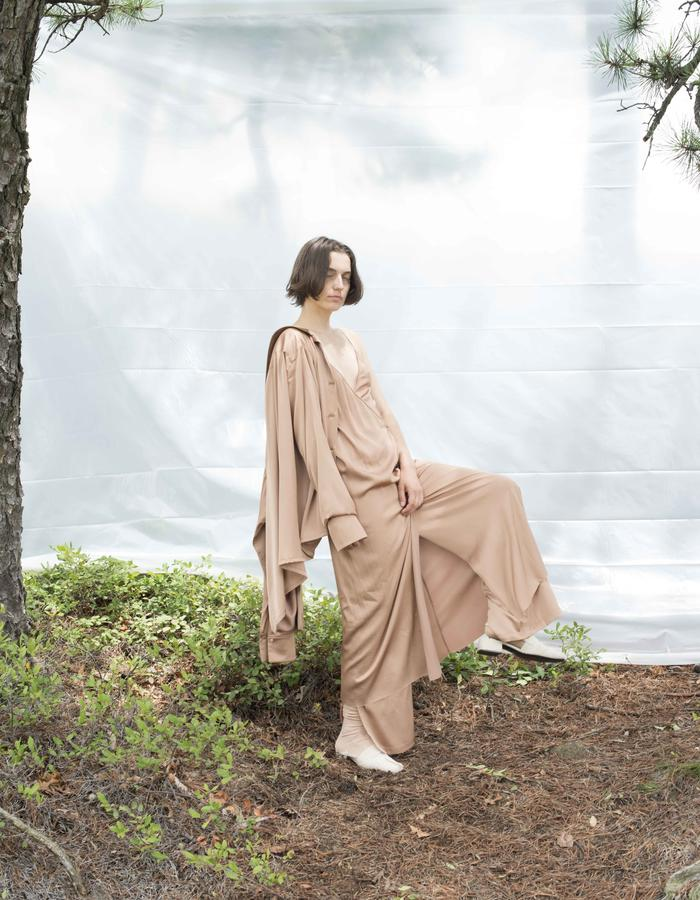 Dal Maxi Dress, Toulon Shirtjacket, Rennes Lounge Pants