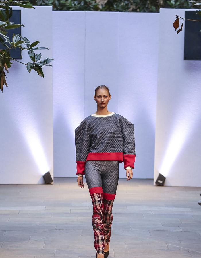 Pipo Parking Level London Fashion Week Streetwear Runway