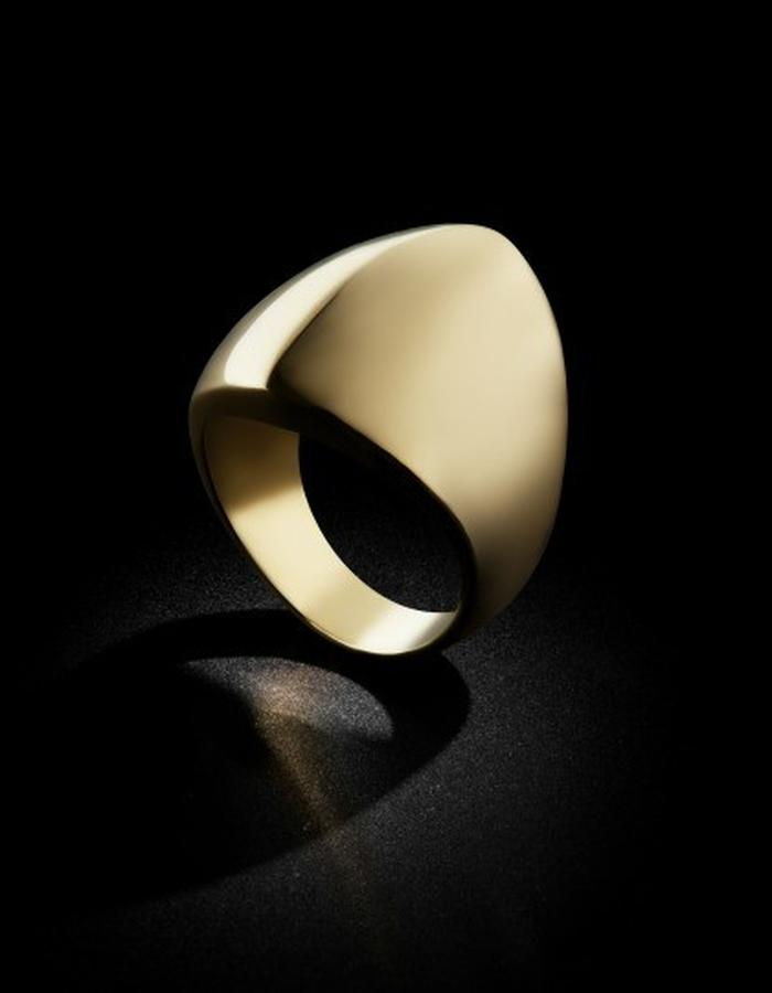 Two of Most Fine Jewelry - Dome Ring