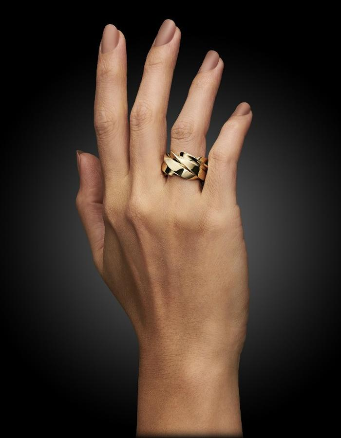 Two of Most Fine Jewelry - Twist Ring