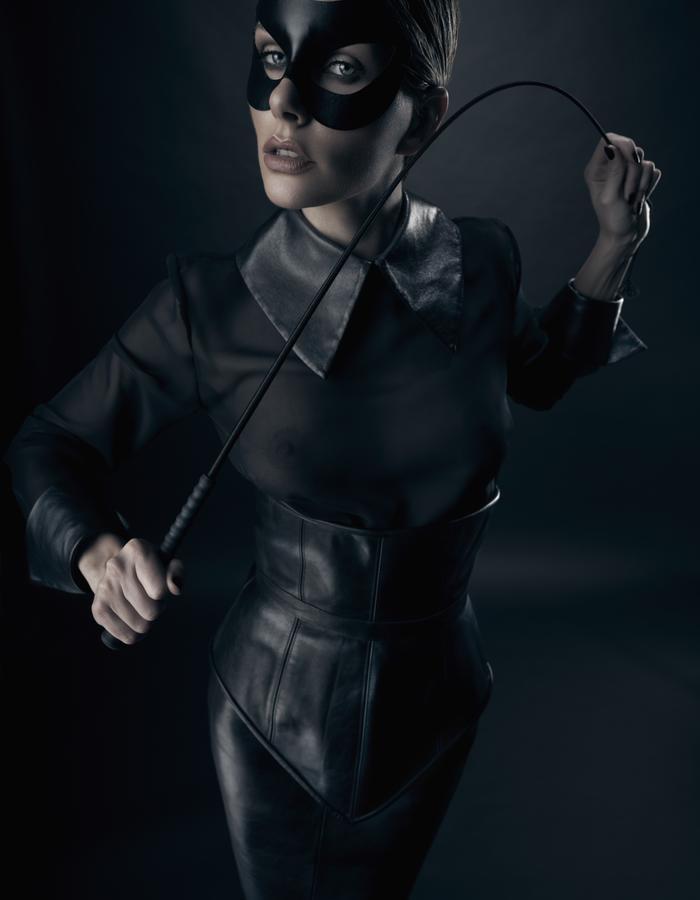 Photo:Braca Nadezdic Model: Aleksandra Kovac (Fox Fashion Agency) MUA: Irena Miletic Hair: Misko Ninic @Unlimited - hair & makeup design