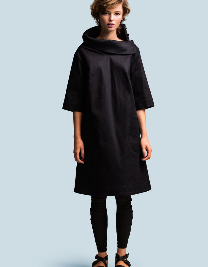 Signature cotton dress by FINCH