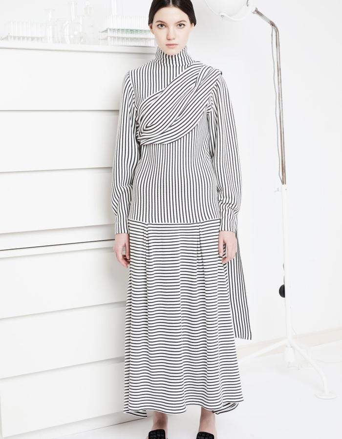 Selene knitted dress